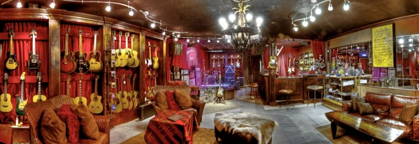the unbelievable downtown vintage guitars in las vegas. Black Bedroom Furniture Sets. Home Design Ideas