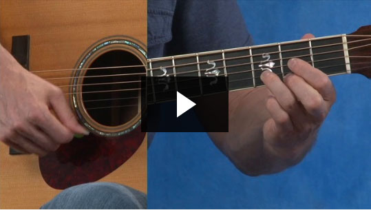Learn a Guitar Chord Progression for Beginners