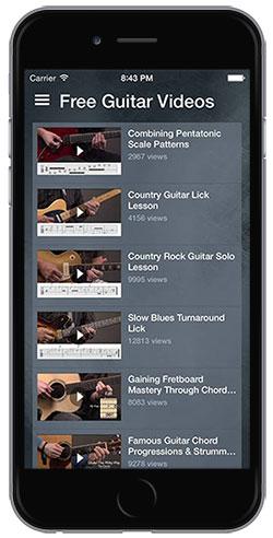 free guitar app