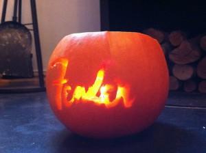 fender-guitar-pumpkin