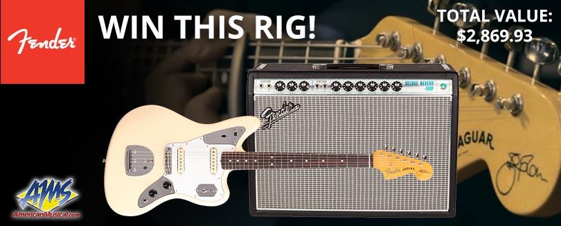 Fender-Giveaway