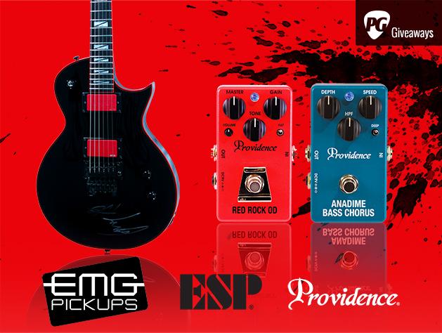 Premier Guitar Giveaway