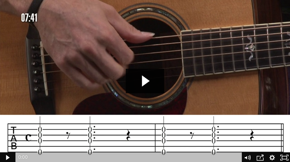 Fingerstyle Comping